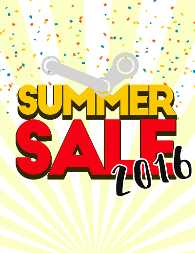 Steam Summer Sale 2016: Mark Your Calendars Now!