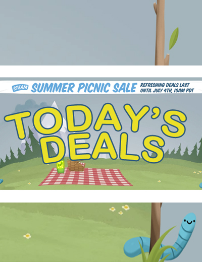 Steam Summer Picnic Sale: June 25 Highlights