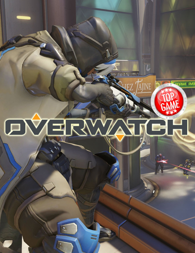 4 Things That Make New Overwatch Character Ana a Total Badass