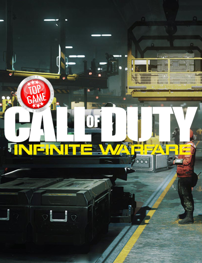Call of Duty Infinite Warfare: This Space-Age Control Hub Looks Cool!