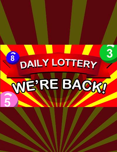 Allkeyshop Lottery Update: We're Back!