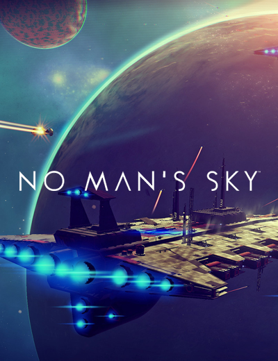 No Man's Sky: Explore, Fight, Trade, Survive