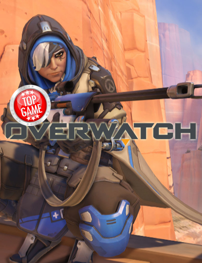 Overwatch: Ana Can Put You to Sleep Permanently