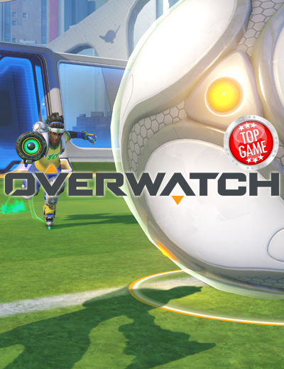 Overwatch's Summer Games-Themed Lucioball Looks Like Fun!
