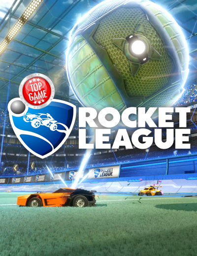 Rocket League Rumble Game Mode Comes with Silly Power-ups