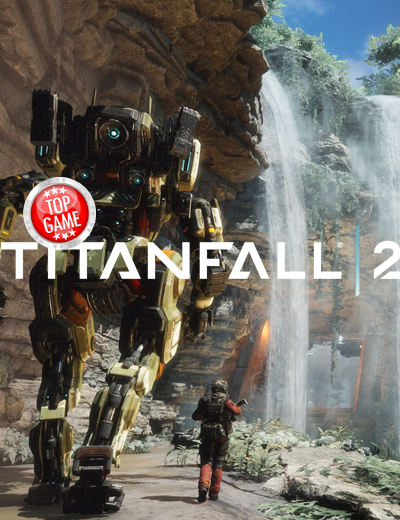 Titanfall 2 Single-Player: Meet Jack and His Titan BT!