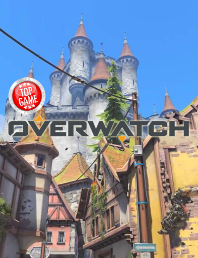 Try the New Overwatch Eichenwalde Map on PC Now!