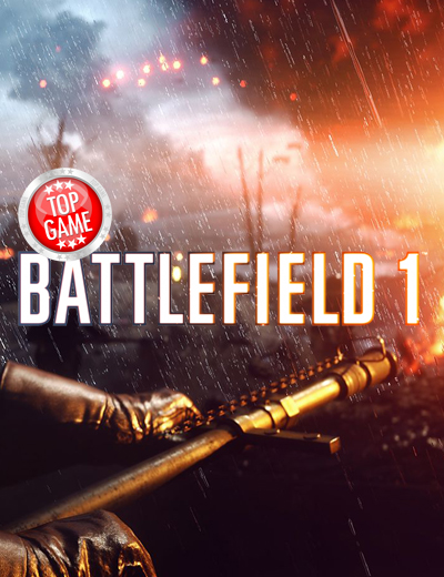 Battlefield 1 Sales Takes It to the Top of the UK Sales Chart!