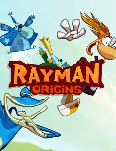 Get Rayman Origins FREE on Uplay !