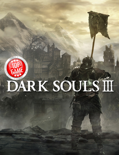 WATCH: Dark Souls 3 Trailer Lets You Look Into the True Color of Darkness