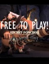 Secret Ponchos and Sword Coast Legends Free on Steam!