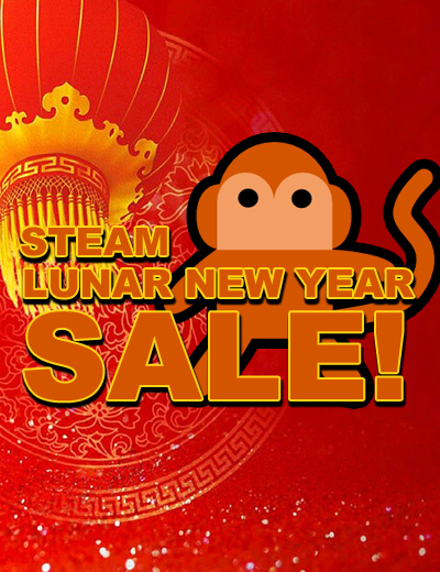 Steam Lunar New Year Sale: Adventure Games at Low Prices!