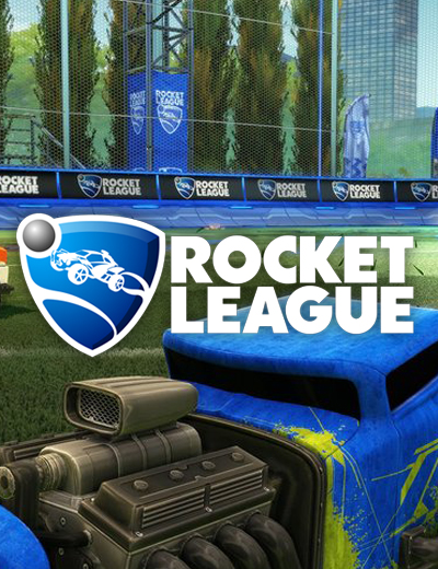 Vault Boy From Fallout 4 Appears as Antenna on Rocket League