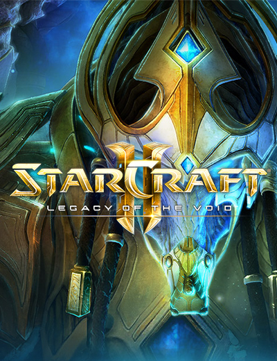 StarCraft 2 Legacy of the Void is the Hottest New Game This Month