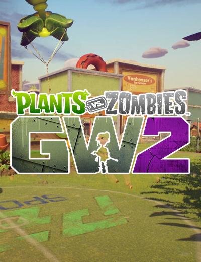 Plants Vs. Zombies Garden Warfare 2: Enter the Backyard Battleground