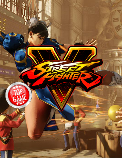 WATCH: All the Street Fighter 5 Characters in One Video!