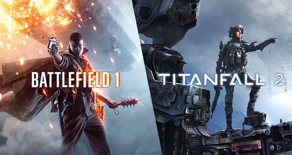 Titanfall 2 Release Date Will Be 3 Weeks From Battlefield 1 - EA