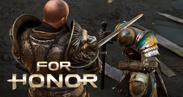 For Honor Split Screen Banner