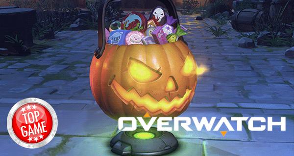 Overwatch Halloween Terror Cover