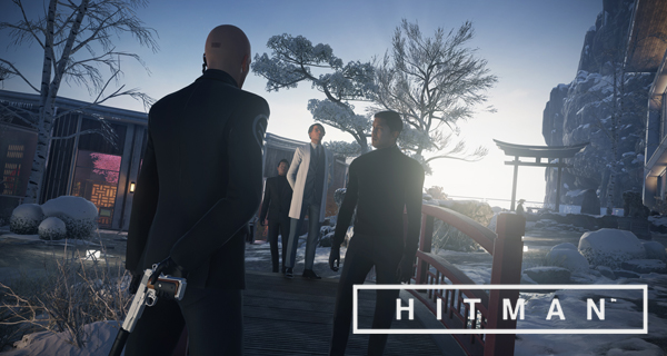Hitman Season Finale Cover