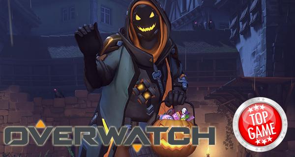 Halloween Treats In Overwatch Cover