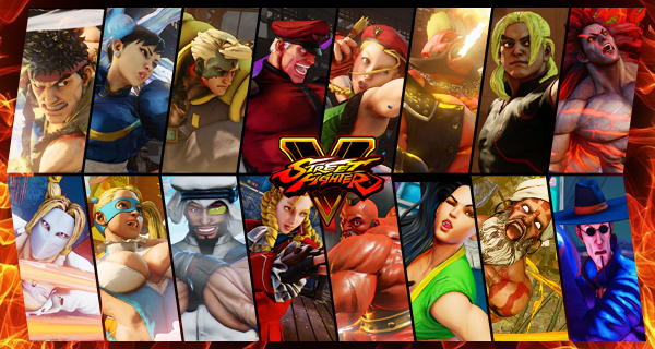 Get To Meet The Characters Of Street Fighter 5 Allkeyshop Com