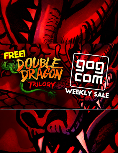 GOG Weekly Sale: Buy a Game, Get Double Dragon Trilogy for FREE!