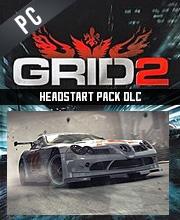 GRID 2 Headstart Pack DLC