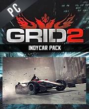 GRID 2 IndyCar Pack