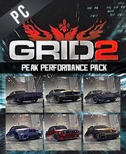 GRID 2 Peak Performance Pack