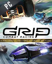GRIP Combat Racing Rollers vs AirBlades