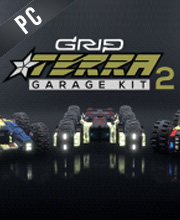 GRIP Combat Racing Terra Garage Kit 2