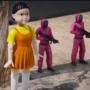 GTA Online – Modders Recreate Netflix's Squid Game