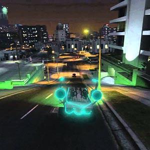 GTA 5 Alien Car - Space Docker