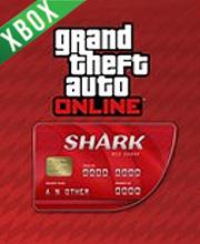 GTAO Red Shark Cash Card