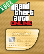 GTAO The Whale Shark Cash Card
