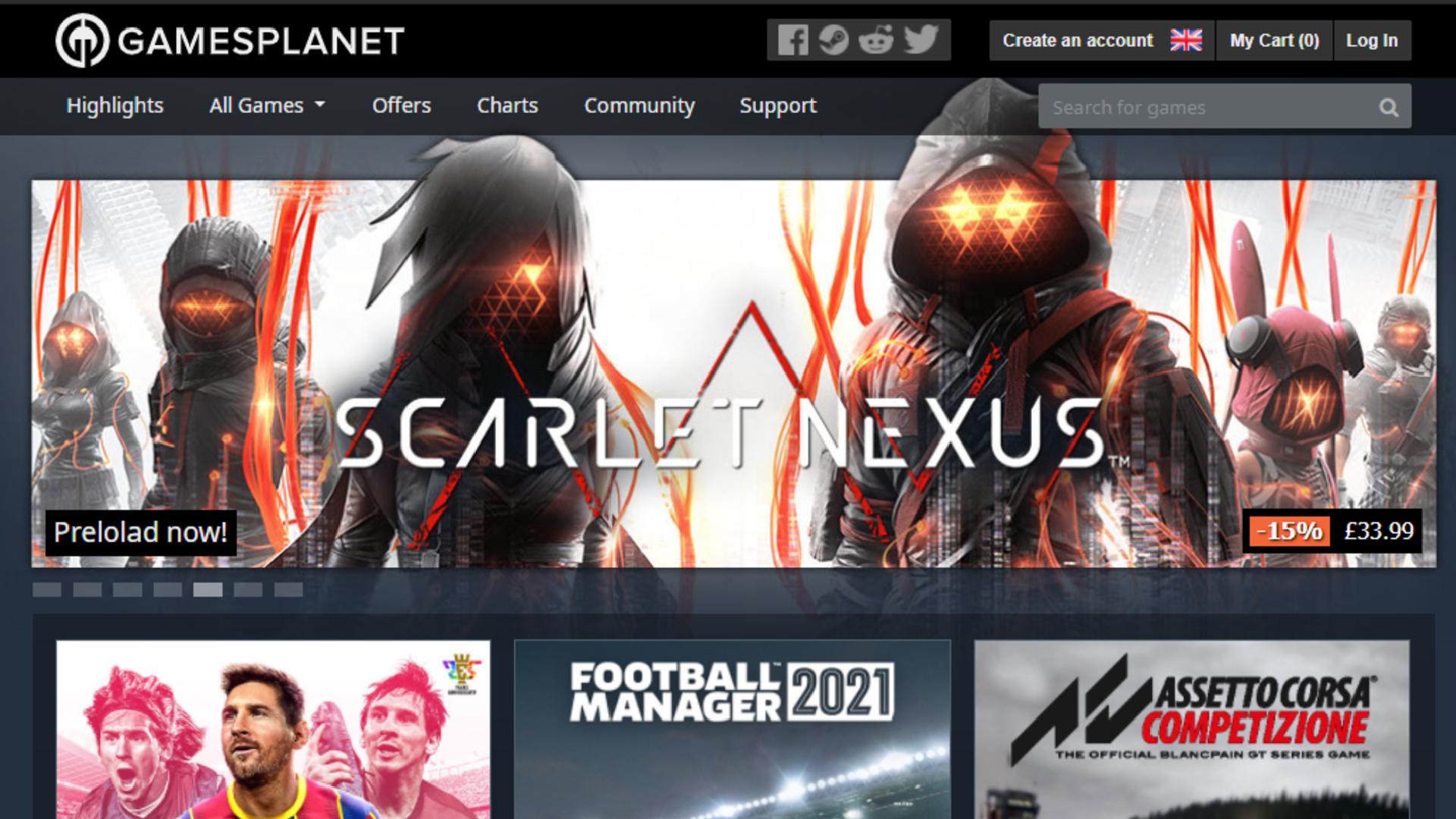 Gamesplanet Steam Alternative