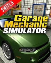 Garage Mechanic Simulator