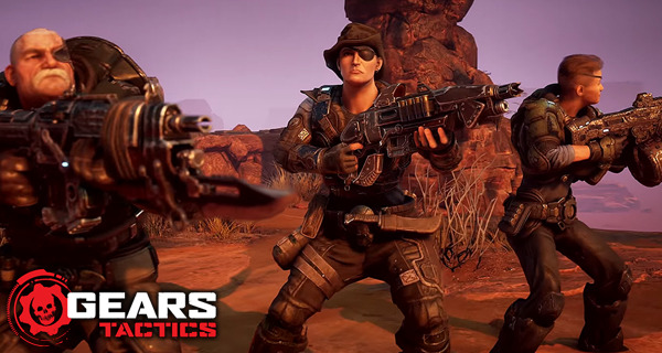 Gears Tactics Launch Trailer Game Overview