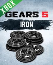 Gears 5 Iron