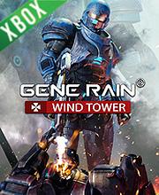 Gene Rain Wind Tower