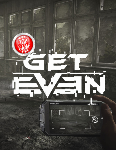 Get Even Now Available for Preorder! Check Out the Preorder Bonus!