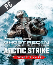 Ghost Recon Future Soldier DLC Arctic Strike