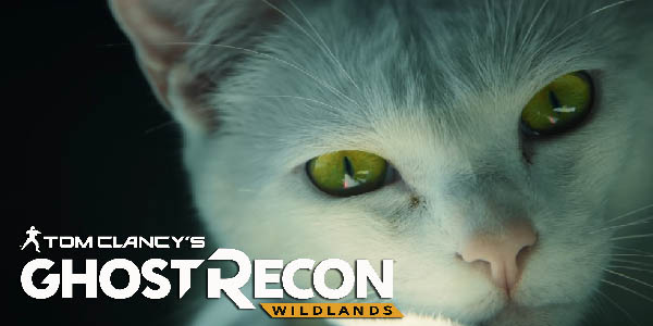 Ghost Recon Wildlands Live Action Trailer Cover