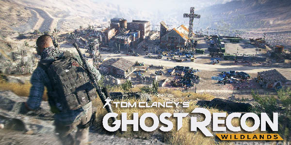 Ghost Recon Wildlands Single Player Footage Cover