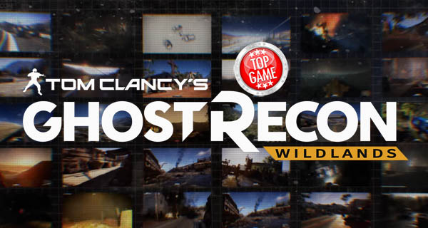 Ghost Recon Wildlands Mini Game Cover