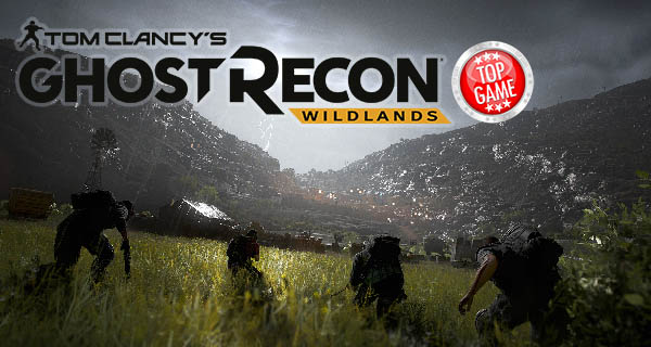 Ghost Recon Wildlands Map Cover