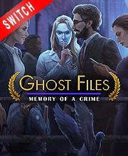 Ghost Files Memory of a Crime