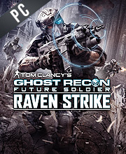 Ghost Recon Future Soldier Raven Strike Pack