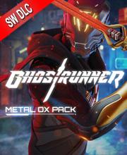 Ghostrunner Metal Ox Pack